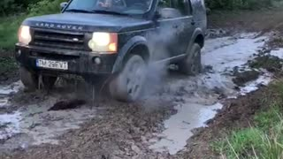 Extreme offroad Discovery 3