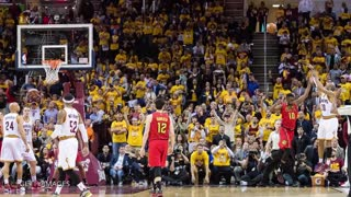Cavaliers Set NBA Record with 25 Three Pointers - Video
