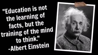ALBERT EINSTEIN FAMOUS QUOTES - Video