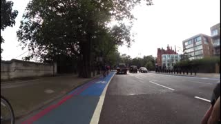 Cyclist Near Miss - Video
