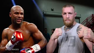 "Floyd Mayweather Jr. & Conor McGregor Address Fight Rumors: ""It's possible."" - Video"