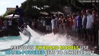 A Real Flying Hoverboard! Finally! - Video