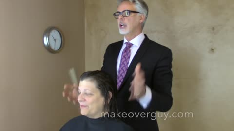 MAKEOVER: Never Looked this Glamorus in my Life, by Christopher Hopkins, The Makeover Guy®