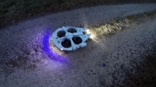 Radio-controlled Millennium Falcon - Video