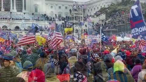 The January 6th Rally They Won't Show You.