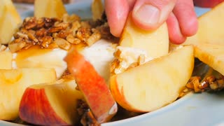Delicious caramel apple dip recipe