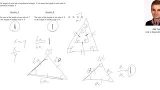 Equilateral Triangles: Practice GRE with a Cambridge PhD