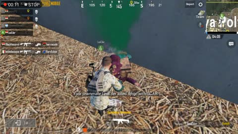 Funny Lucky Survive Pubg Game