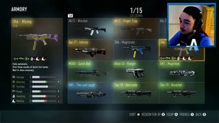 "Advanced Warfare ""ELITE WAGER"" SN6 Money VS SN6 The Third (Atraxi VS Royal Reflux) - Video"