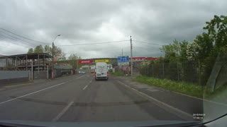 Just the Usual Pollution Released by Azomures Chemical Plant, Romania - Video