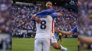 Clint Dempsey Leads 2-1 Win Over Ecuador, 1 Win Away From Copa America Final - Video