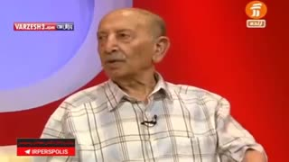 Morteza Ahmadi Talks about Football - Video