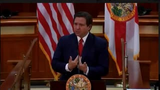 Governor Ron DeSantis Calling Out Journalists