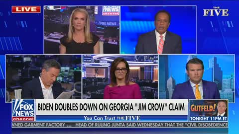 Juan Williams defends Georgia/Jim Crow comparisons