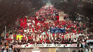 Annual March for Life Rally in DC