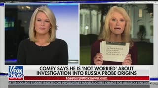 Kellyanne Conway Rips WaPo Headline: Wouldn't Gush If al-Baghdadi Worked in the Trump White House