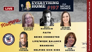 197 LIVE: Faith, Being Connected, Life/Work Balance, Branding, Helping Sick Kids **MUST LISTEN TO**