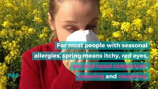 6 Tips to Eliminate Allergies