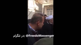 Mourners pay tribute to late Iranian President Akbar Hashemi Rafsanjani - Video