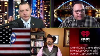 Sheriff David Clarke: 'Cops are being used like Nazi brown shirts'