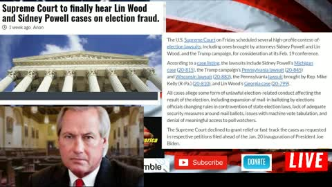PWG Exclusive Update 2.16.21 Black Outs, Asteriod, 6th Seal?, scotus Court Cases Feb 19th