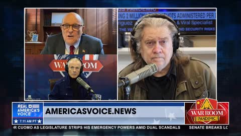 'They're Compromised': Navarro and Giuliani Explain Why Biden Won't Confront the CCP