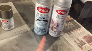 Spray Painting - my two cents
