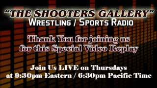 """The Shooters Gallery"" Radio Show - January 21, 2021"