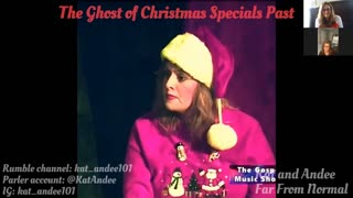 Kat and Andee FFN Episode 5: Dog Shows, Emmy emperor, Faith, Loneliness and Christmas Past