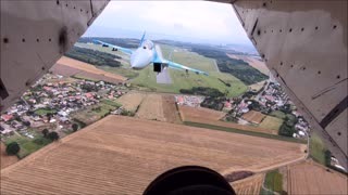 Air-to-Air Photo Shoot with Ukrainian Su-27