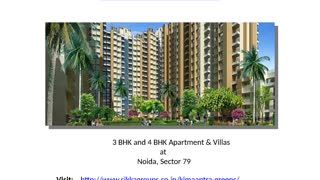 Sikka Group Residential Projects in Noida @ 9555807777 - Video
