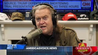 Bannon: We will never concede