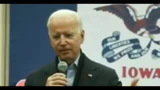 Joe Biden touts impeachment advantage