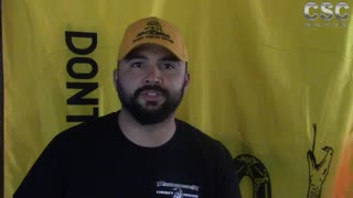 Patriot Prayer Founder Joey Gibson Explains The June 4th Event Planned In Portland Oregon - Video