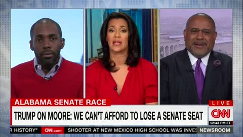 "CNN Host Ask Trump Supporter To Defend President As A ""Black Man"""