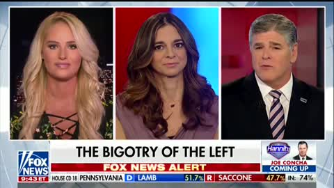 Tomi Lahren Explodes on Liberal When She Actually Compares Anti-Semite Louis Farrakhan to Trump