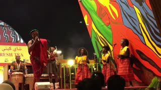 Nice show from Africa