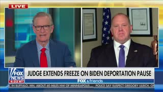 "Tom Homan on ""Fox & Friends"""