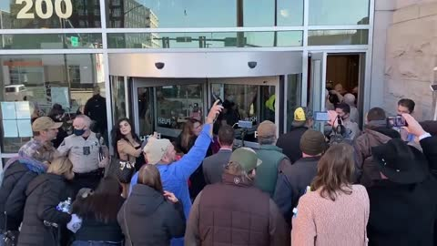 Exposing the attack on patriots at Ada County Courthouse by the State of Idaho