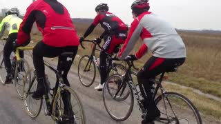 Bicycle Dancing with Team Sociale