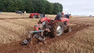 British Ploughing Championship in Stafford - Video
