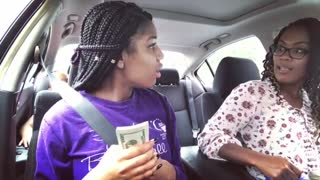 Daughter Flexes With Mom's Money For Viral Video Clip But Didn't See This Coming!