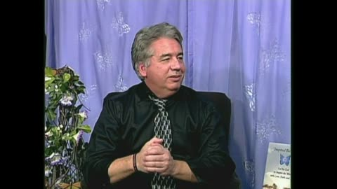 "Guest Ralph Satalino on ""Inspired Blessings with Jean Marie Prince."""