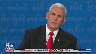 Pence Smack Down