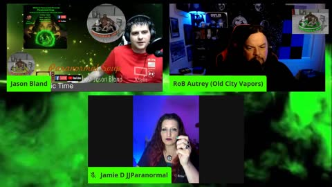 Paranormal Soup with Jason Bland, Marilynn Hughes, Out of Body Travel