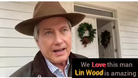 We Love Lin Wood He is an amazing being - just Listening to him