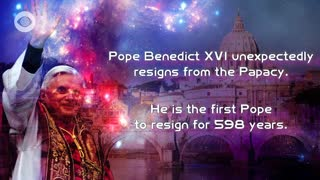 Did Aliens Force Pope Benedict To Resign? - Video