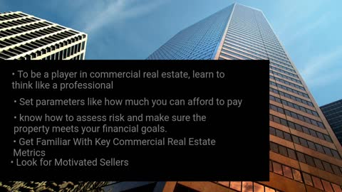 Important Steps to a Hot Commercial Real Estate Deal | Beerwah, Qld