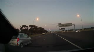 Cape Town N2 Accident - Video