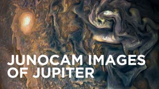 Jupiter's Beautiful Atmosphere